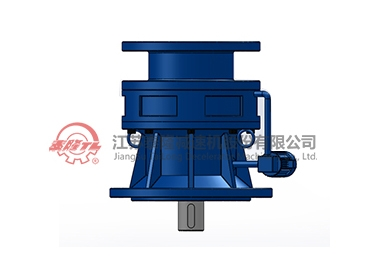 TBLK单级立式针轮减速机