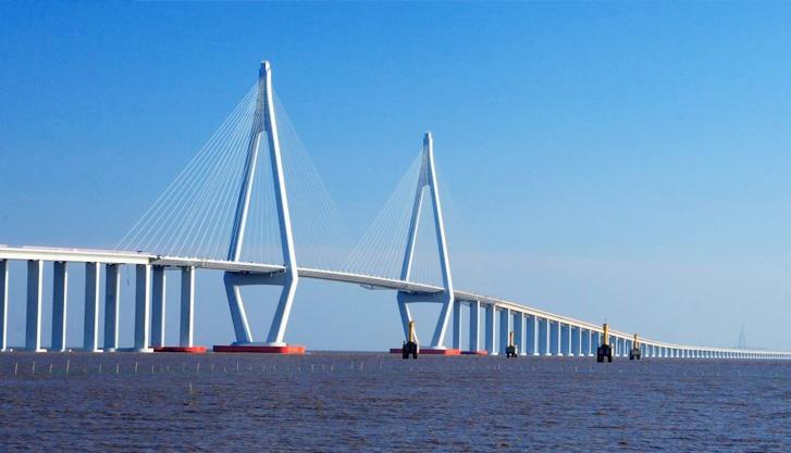 泰隆产品成功运用于杭州湾跨海大桥...