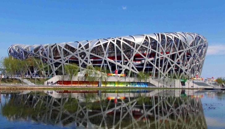 泰隆集团参与北京奥体馆工程项目...